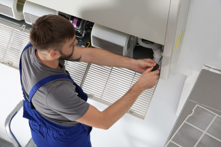 HVAC maintenance and repair