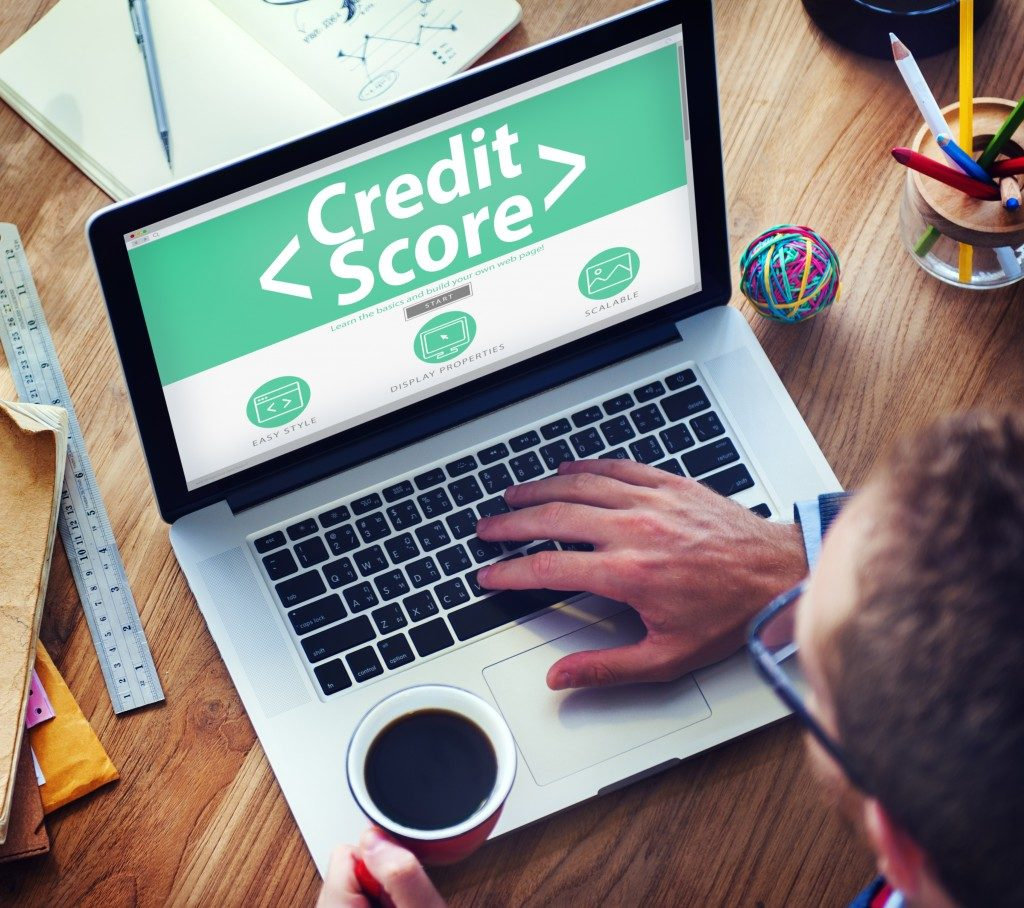 digital online credit score