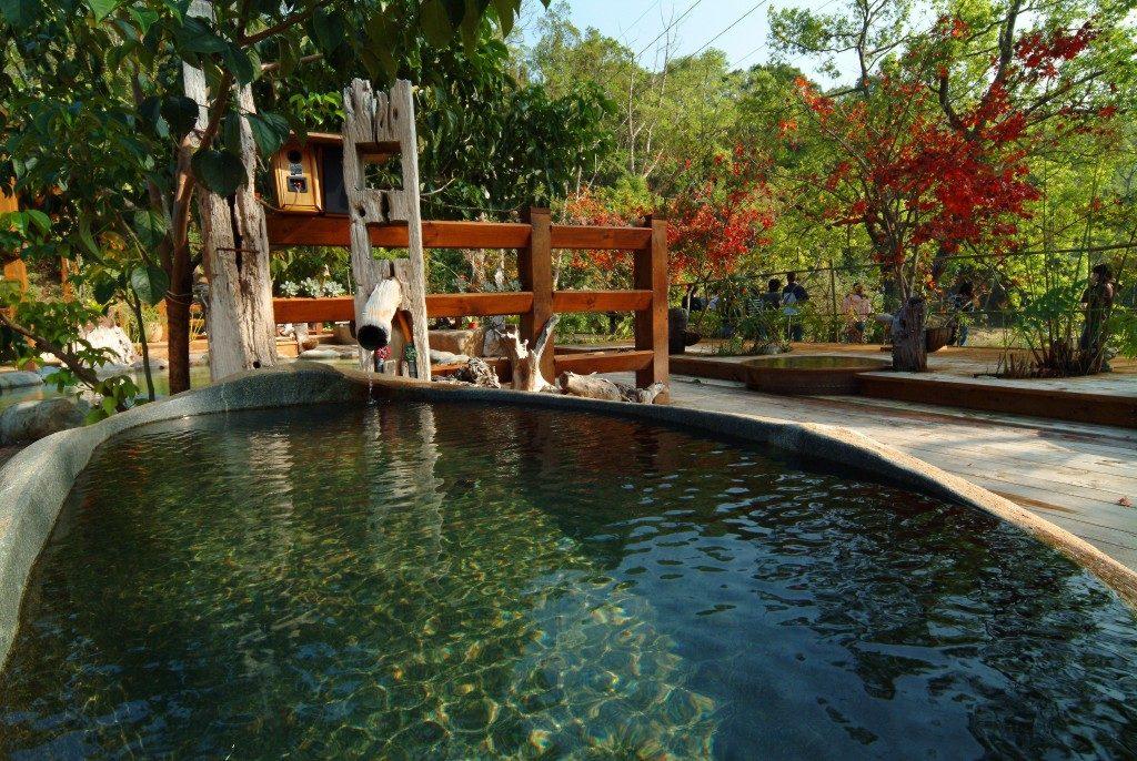 Gunite Hot Tub Spa in Asia