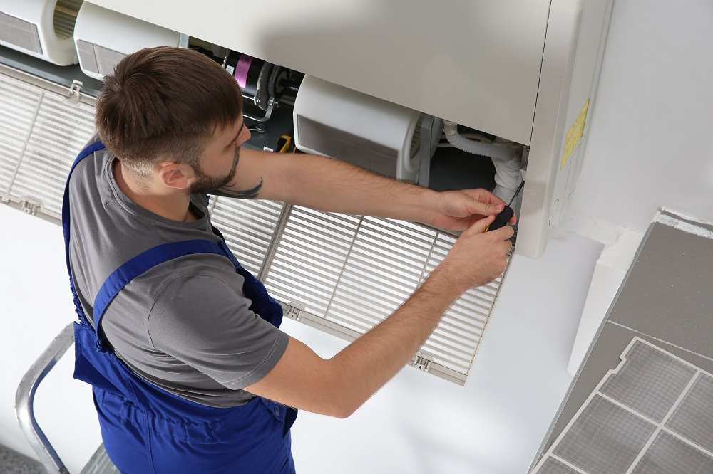 fixing the HVAC