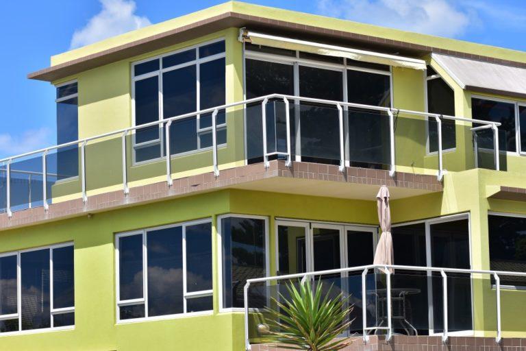 house full of windows