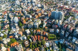suburban community concept