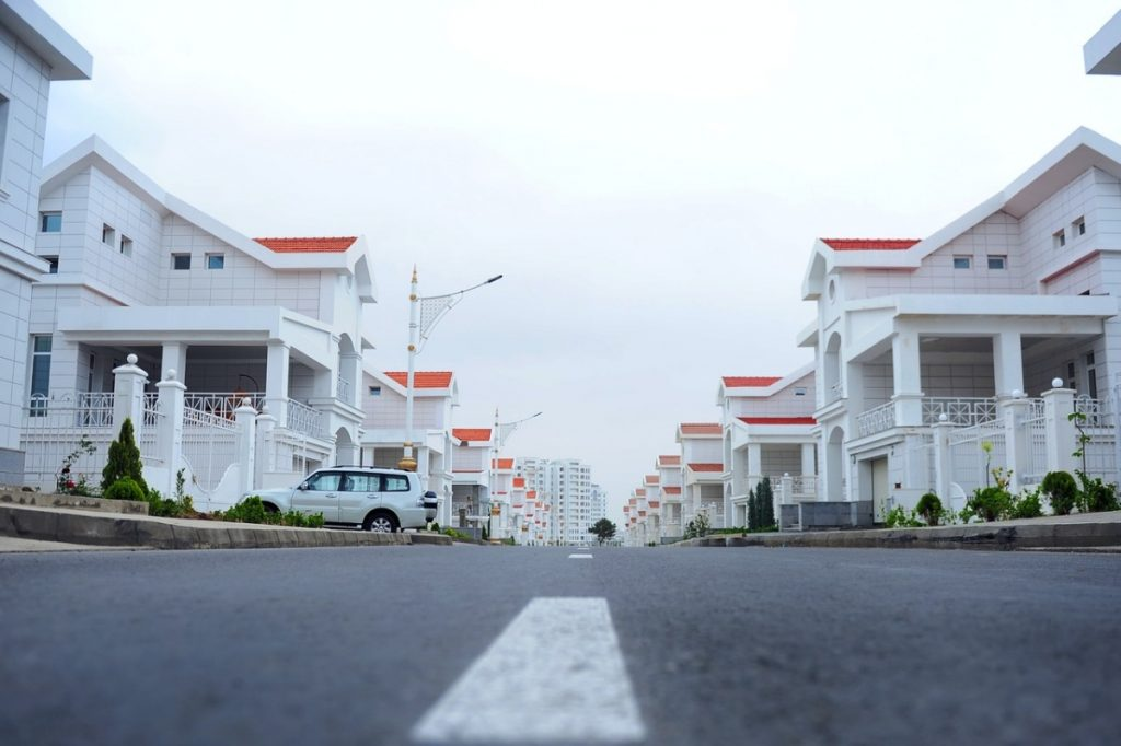identical homes