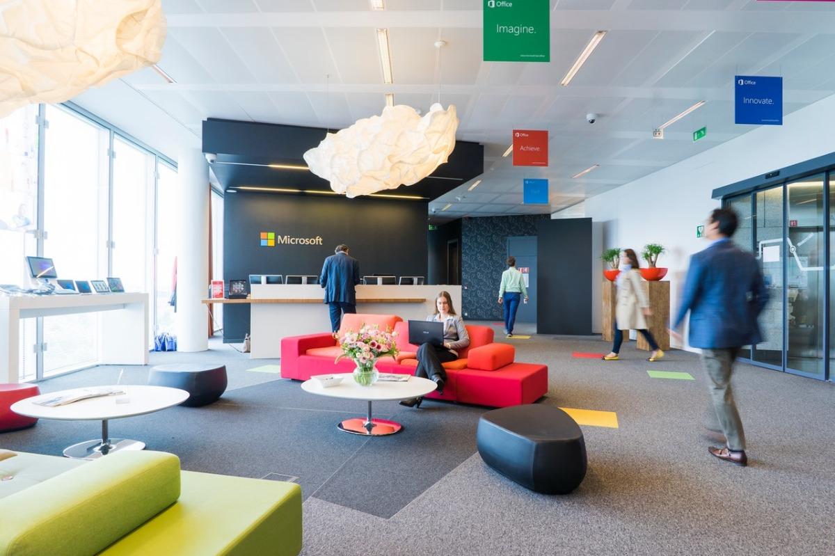 tech office