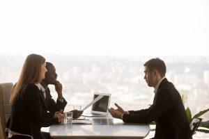 panel job interview